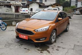 龍巖二手福特-福克斯 2015款 兩廂 1.6L 自動舒適型
