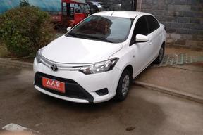 撫州二手豐田-威馳 2014款 1.3L 手動型尚版