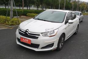 福州二手雪鐵龍-雪鐵龍C4L 2015款 1.2T 自動尊貴版