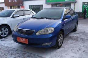 齊齊哈爾二手豐田-花冠 2005款 1.8L 自動周年特裝版