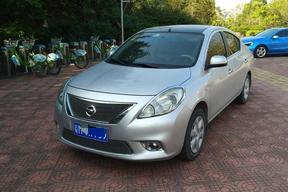 梅州二手日產-陽光 2011款 1.5XE CVT舒適版