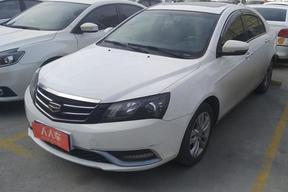 淮南二手吉利汽車-帝豪 2015款 三廂 1.5L 手動向上版