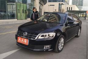 淄博二手大眾-朗逸 2013款 改款經典 1.6L 手動舒適版