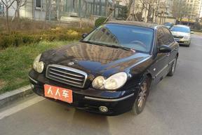 淄博二手現代-索納塔 2004款 2.0L 自動豪華型