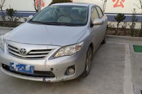 菏澤二手豐田-卡羅拉 2011款 1.8L 手動GL-i