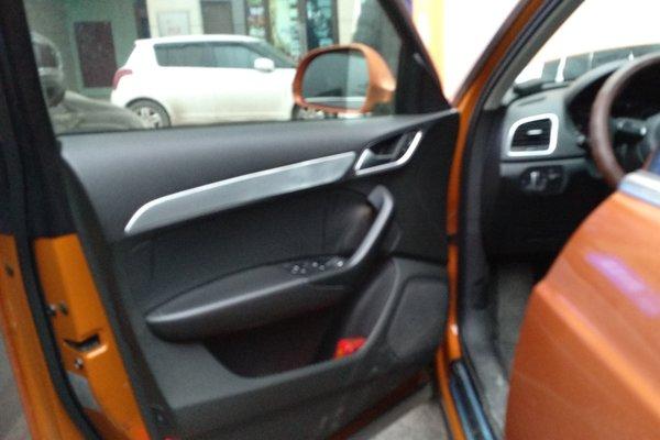 重庆二手奥迪q3(进口) 2012款 35 tfsi quattro 舒适型