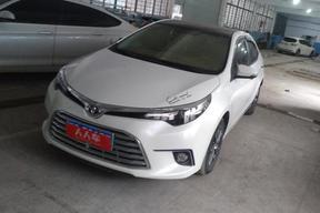 溫州二手豐田-雷凌 2014款 1.6G CVT精英版
