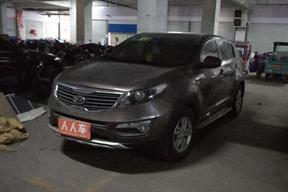 淄博二手起亞-智跑 2012款 2.0L 手動兩驅版GL