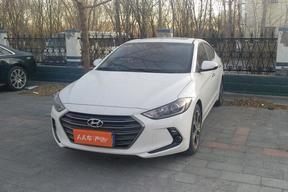 北京二手現代-領動 2018款 1.4T 雙離合炫動·活力型