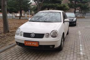 青島二手大眾-Polo 2004款 三廂 1.4L 手動豪華型