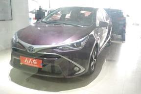 莆田二手豐田-雷凌 2017款 改款雙擎 1.8H GS CVT精英天窗版