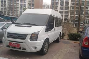 北京二手福特-新世代全順 2016款 2.2T短軸6座中頂多功能車