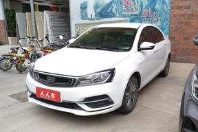 湛江二手吉利汽車-帝豪 2018款 1.5L CVT豪華型