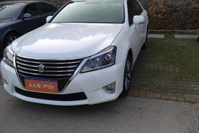 河源二手豐田-皇冠 2012款 2.5L Royal 真皮版