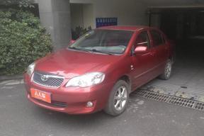 揚州二手豐田-花冠 2011款 1.6L 自動經典版
