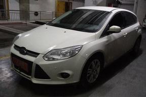 南京二手福特-福克斯 2012款 兩廂 1.6L 自動舒適型