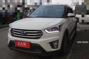 邯鄲二手現代-北京現代ix25 2015款 1.6L 自動兩驅尊貴型DLX