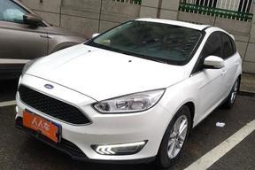 南京二手福特-福克斯 2015款 兩廂 EcoBoost 180 自動精英型