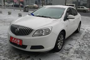 烏魯木齊二手別克-英朗 2013款 GT 1.6L 自動舒適版