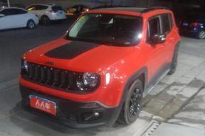 揭陽二手Jeep-自由俠 2016款 1.4T 自動勁能版+
