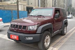 內江二手北京-北京BJ40 2014款 2.4L 手動酷野版