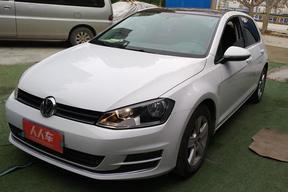 鄭州二手大眾-高爾夫 2014款 1.6L 自動舒適型