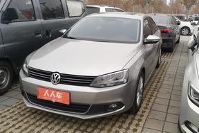 鄭州二手大眾-速騰 2014款 改款 1.6L 自動領先型