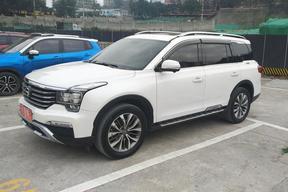 重慶二手廣汽傳祺-傳祺GS8 2017款 320T 兩驅豪華智聯版(七座)
