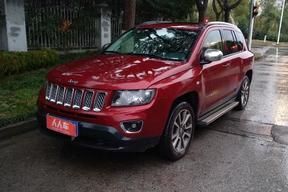上海二手Jeep-指南者(進口) 2014款 2.4L 四驅豪華版