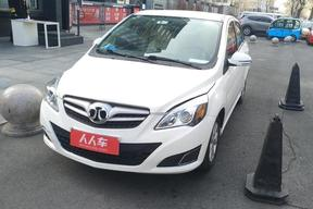 北京二手北京汽車-北京汽車E系列 2013款 兩廂 1.5L 手動樂天版