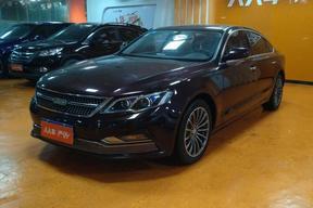 眾泰-眾泰Z700 2016款 1.8T DCT尊貴型