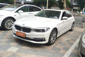 深圳二手寶馬-寶馬5系新能源 2018款 530Le 豪華套裝