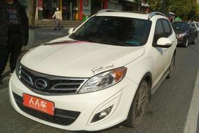 杭州二手廣汽傳祺-傳祺GS5 2012款 2.0L 自動兩驅周年紀念版