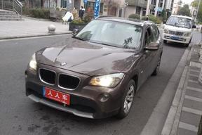上海二手寶馬-寶馬X1 2012款 xDrive20i 豪華型