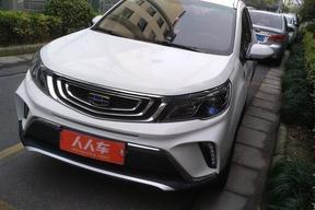 杭州二手吉利汽車-遠景X3 2017款 1.5L 自動精英型