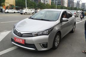桂林二手豐田-卡羅拉 2014款 1.6L CVT GL-i