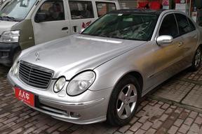 重慶二手奔馳-奔馳E級(進口) 2004款 E 240