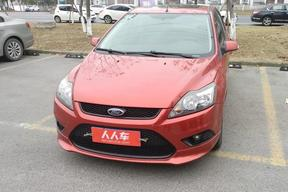 鎮江二手福特-福克斯 2013款 兩廂經典 1.8L 自動時尚型
