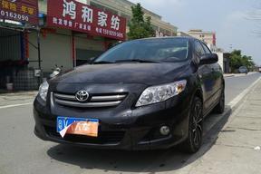 揭陽二手豐田-卡羅拉 2007款 1.8L 自動GL-i