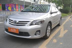 豐田-卡羅拉 2011款 1.6L 自動GL天窗版