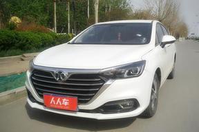 邯鄲二手北京汽車-紳寶D50 2018款 1.5L CVT豪華智駕版