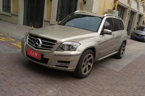 奔馳-奔馳GLK級 2012款 GLK 300 4MATIC 動感型