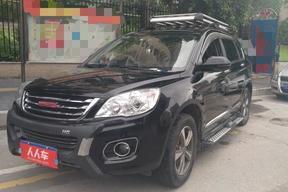 深圳二手哈弗-哈弗H6 2015款 升級版 1.5T 手動兩驅精英型