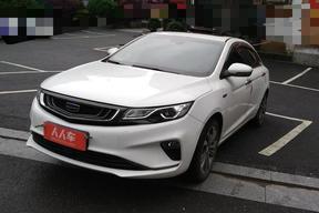 衡陽二手吉利汽車-帝豪GL 2018款 1.4T DCT尊貴智聯型