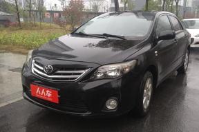 蕪湖二手豐田-卡羅拉 2012款 炫裝版 1.6L 自動GL