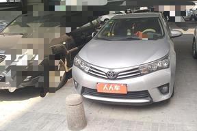 青島二手豐田-卡羅拉 2014款 1.6L CVT GL
