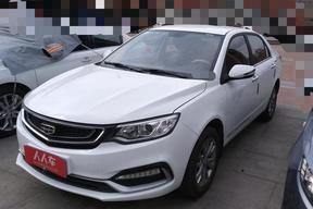 哈爾濱二手吉利汽車-遠景 2019款 升級版 1.5L CVT豪華型
