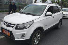 內江二手北汽幻速-北汽幻速S3 2015款 1.5L 豪華型