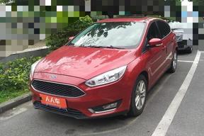 惠州二手福特-福克斯 2015款 兩廂 1.6L 自動風尚型
