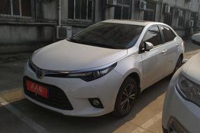 平頂山二手豐田-雷凌 2014款 1.6G CVT精英版